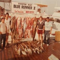 Snapper and Tarpon back in the day